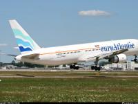 euroAtlantic mantém voos para São Tomé