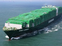 Evergreen encomenda dez feeders de 2 800 TEU