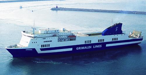 Grimaldi - Catania