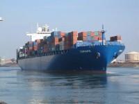 Hapag-Lloyd recebe sete novos navios até Junho
