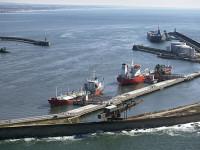 Terminal petroleiro de Leixões a 100%