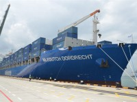 CMA CGM e NileDutch juntas no Portugal-West Africa
