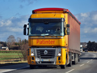 Transporte rodoviário de mercadorias cresce 2,5% em Portugal