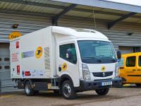 Renault Trucks entrega primeiro camião a pilha de hidrogénio