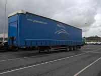 Autoeuropa ensaia tráfego de trailers entre Setúbal e Emden