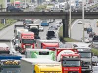 Transportadores belgas unem-se contra a taxa quilométrica