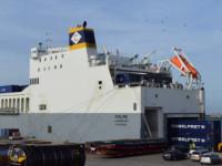 CLdN Cobelfret lança serviço directo entre Leixões e Londres