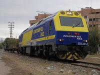 Continental Rail reforça frota com locomotivas da Renfe