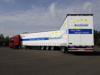 Alemanha autorizará testes transfronteiriços com mega-camiões