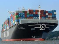 Hanjin Shipping à beira da falência e do desmantelamento