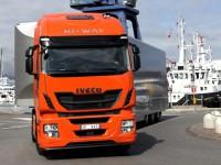 Vendas de camiões em Portugal sobem 25% até Março