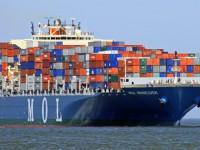 MOL contrata seis navios de 20150 TEU