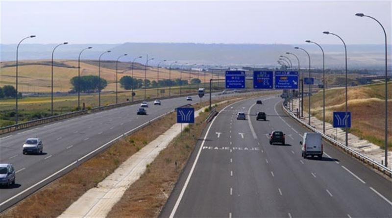 Auto-estrada Madrid