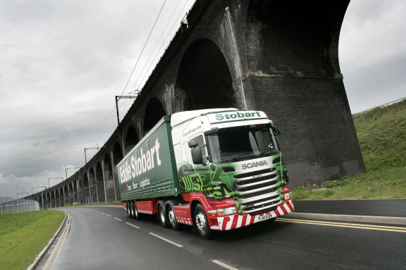 Reino Unido - Camiões