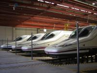 Renfe investirá 1,8 mil milhões em comboios AV em dez anos