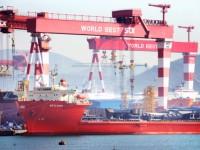 Maior estaleiro naval estrangeiro na China faliu