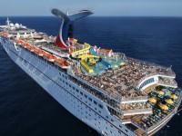 Carnival encomenda nove navios de cruzeiros