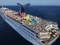 Carnival encomenda mais dois navios à Fincantieri