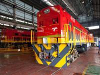Angola encomenda 100 locomotivas norte-americanas