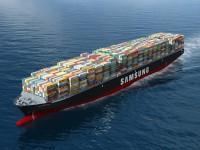 OOCL encomendou seis navios de… 21100 TEU