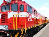 CFM investe 200 milhões na rede ferroviária de Moçambique