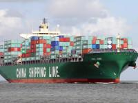CSCL encomenda oito navios de 13 500 TEU