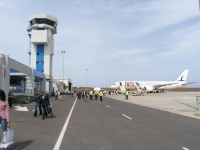 Cabo Verde duplica aeroporto da Praia