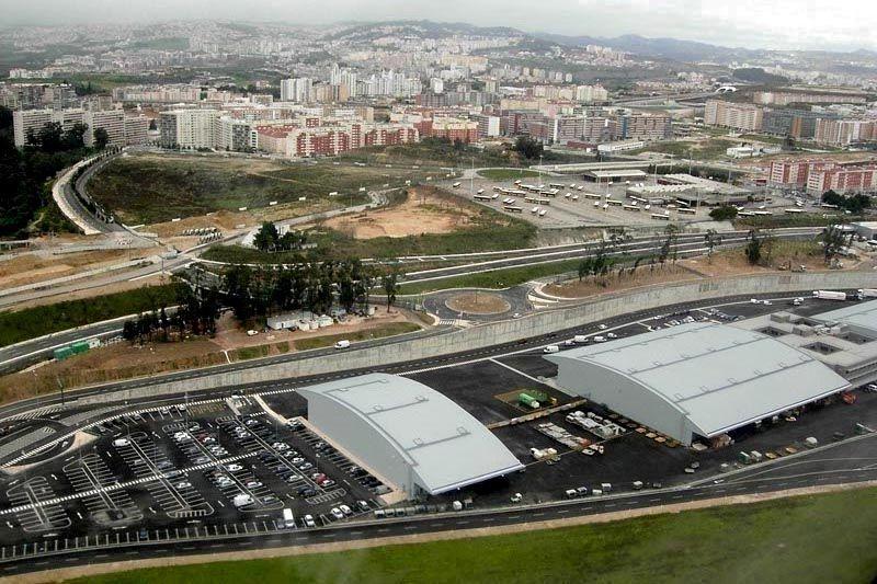 Carga aerea Lisboa