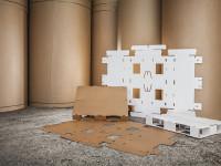 Europac cria palete de cartão para cargas até 500 kg