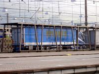 Nunca tantos camiões passaram pelo Eurotunnel
