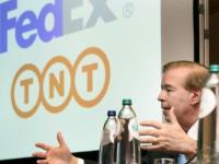 FedEx fecha acordo para comprar TNT por 4 400 milhões