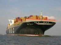 MSC encomenda quatro navios de 11 000 TEU