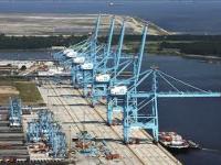 APM Terminals inaugura o Maasvlakte II