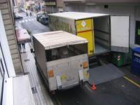 Madrid restringe cargas e descargas a partir de Agosto