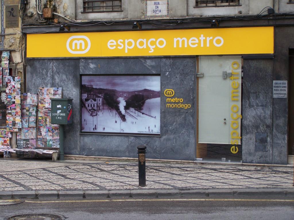 Metro do Mondego