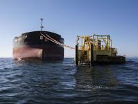 Sem monobóia, Leixões afundou 500 mil toneladas