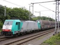 Bélgica privatiza SNCB Logistics