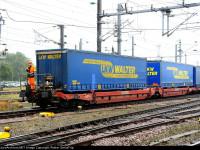 Transporte combinado cresce mais que o ferroviário