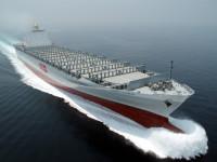 OOCL prepara encomenda de seis navios de 23 mil TEU