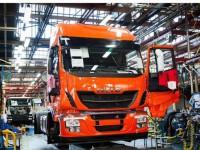 Iveco concentra em Espanha produção dos Stralis e Trakker