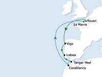 CMA CGM inclui Lisboa no serviço NAF Dunkrus Express