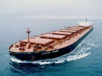 Armadores abatem 3% da frota de graneleiros Capesize