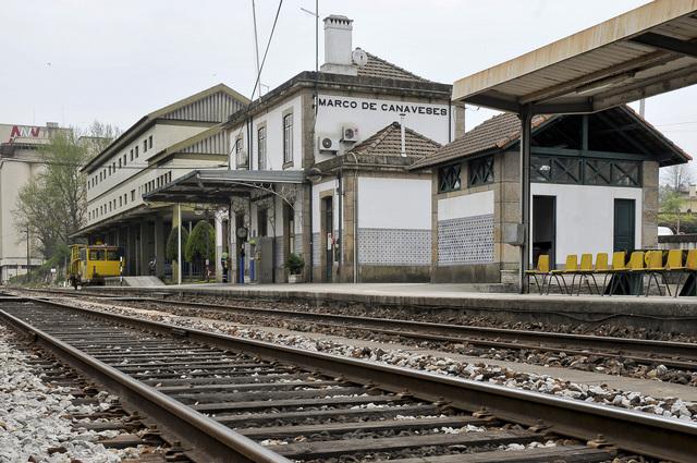 Linha do Douro - Marco de Canaveses