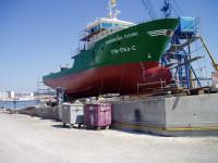 EN Mondego contrata para construir ferry para Timor-Leste