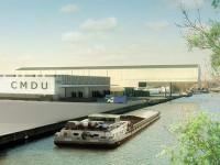 Lille ensaia centro multimodal de distribuição urbana