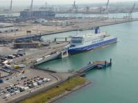 DFDS e Porto de Dunquerque melhoram terminal ro-pax