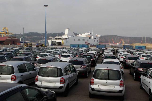 Empresas e sindicatos de estiva limitaram a concorrência no porto de Vigo
