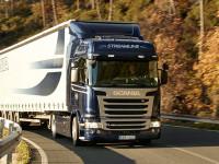 Scania garante o tetra nos camiões
