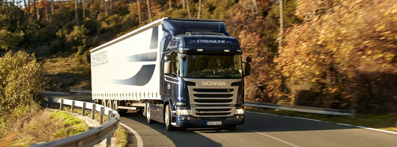 Scania mantém liderança na venda de camiões