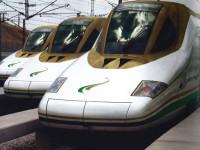 TGV do Deserto percorreu 100 km entre Jeddah e Meca